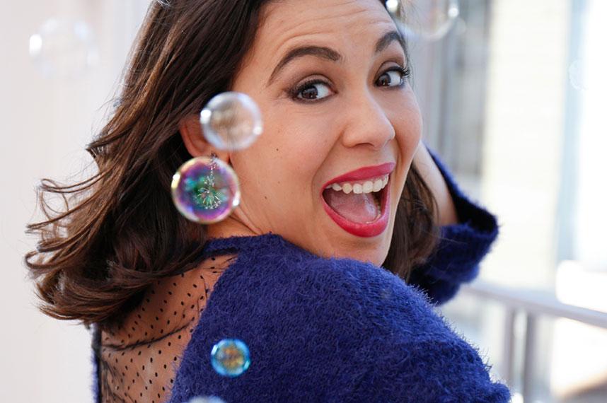 Ontdek de blogster Ness, de volgende uitgenodigde van het merk Isabella.