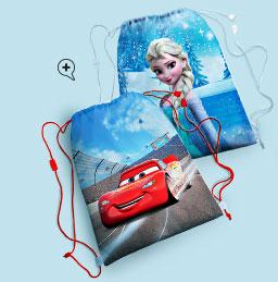 Drap de bain et sac de piscine assorti Cars®