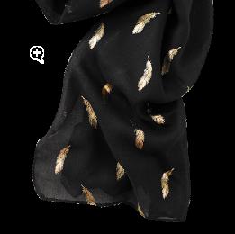 Bedrukte foulard