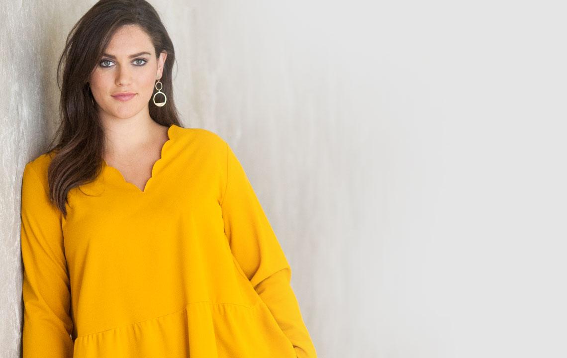 Isabella, het nieuwe merk van Blancheporte van maat 42 tot 58