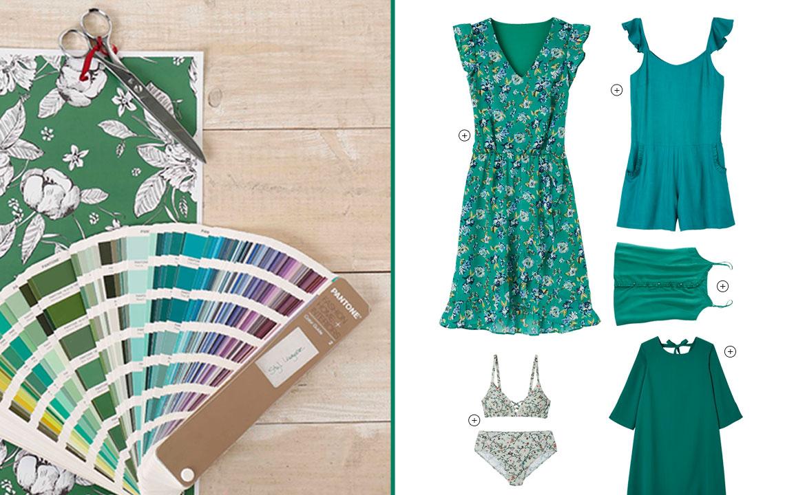 Modetrend: helemaal weg van groen