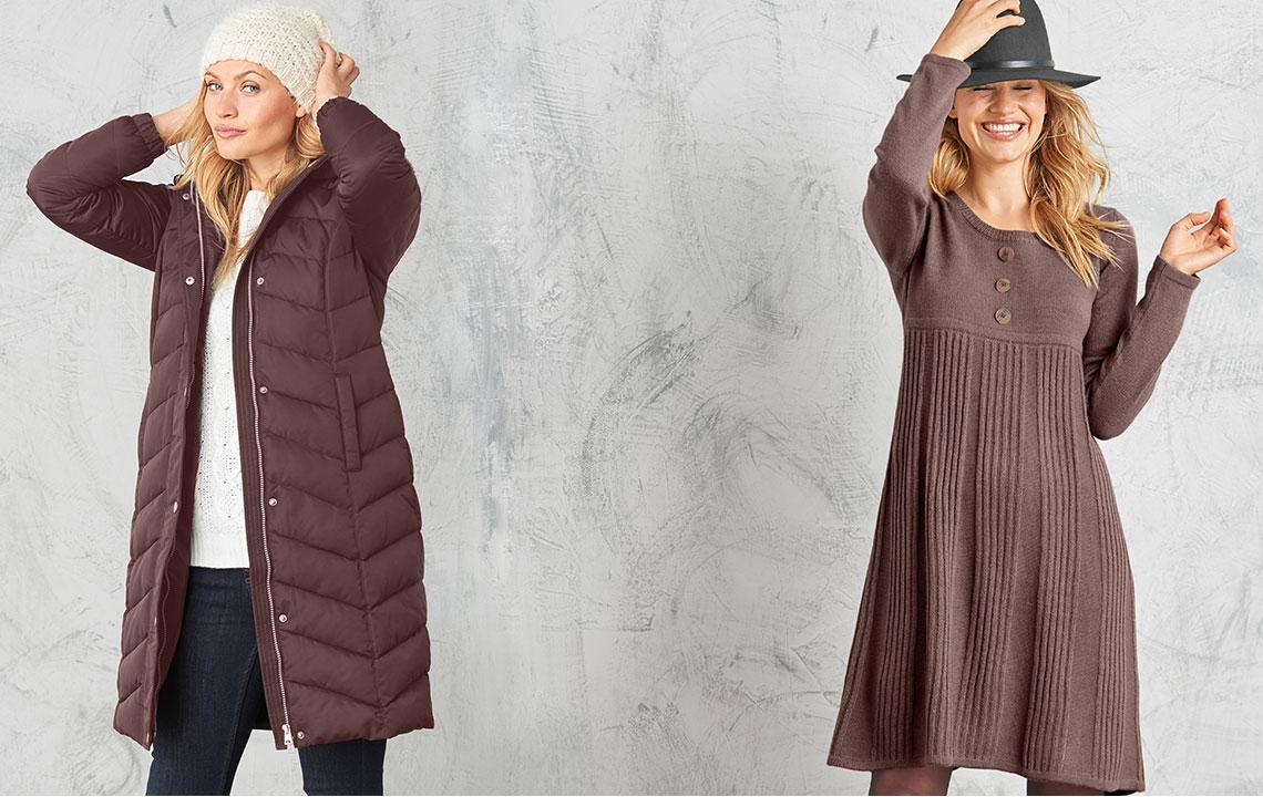 Collectie Winter: alles wat u maar wat graag zal dragen.