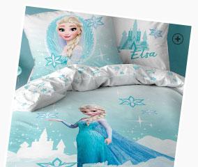 """bedlinnenset """"Frozen"""""""