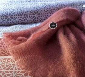 deken in wol