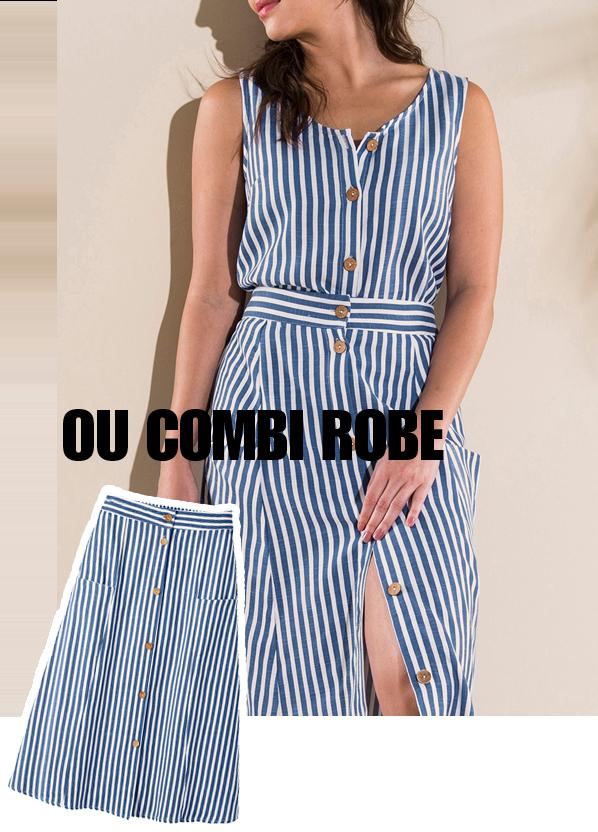 Combinaison robe