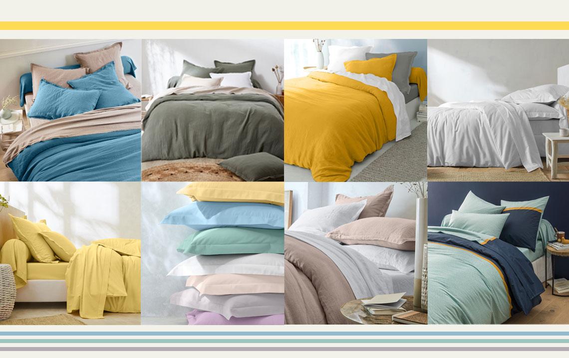 Welke natuurlijke materialen voor het bedlinnen?