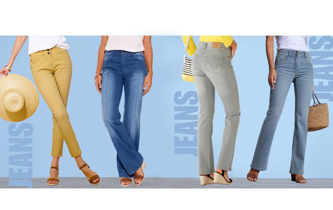 Vind de jeans die u op het lijf geschreven staat