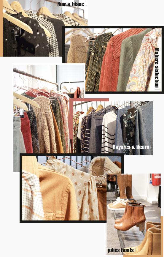 Vêtements femme automne-hiver