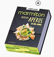 Receptenboekje voor aperitief