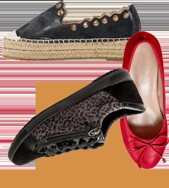 Espadrilles et sandales pour femme