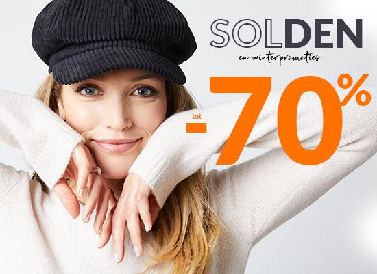 Solden en winterpromoties 2021 voor dames, heren, lingerie en woning - Blancheporte