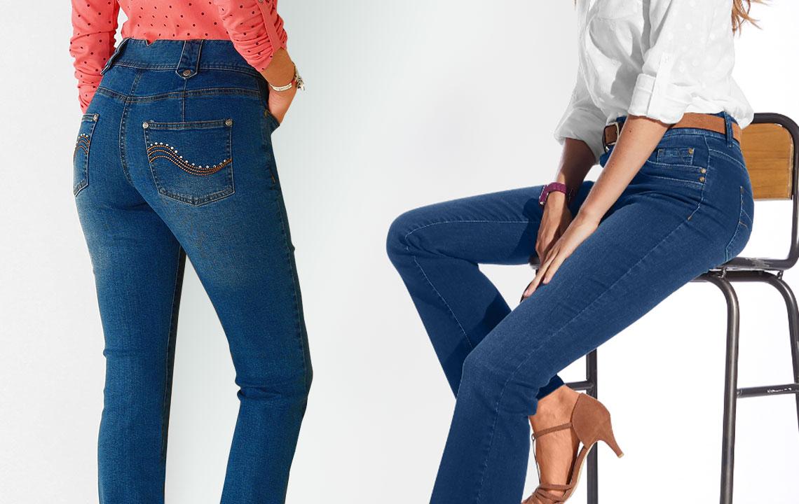 Modegids: het juiste jeansmodel kiezen