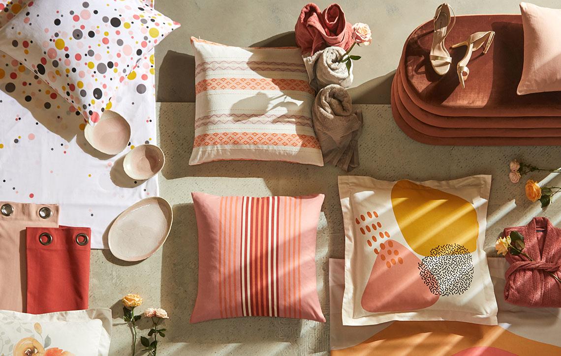 Huislinnentrend: kies deze lente-zomer voor roze