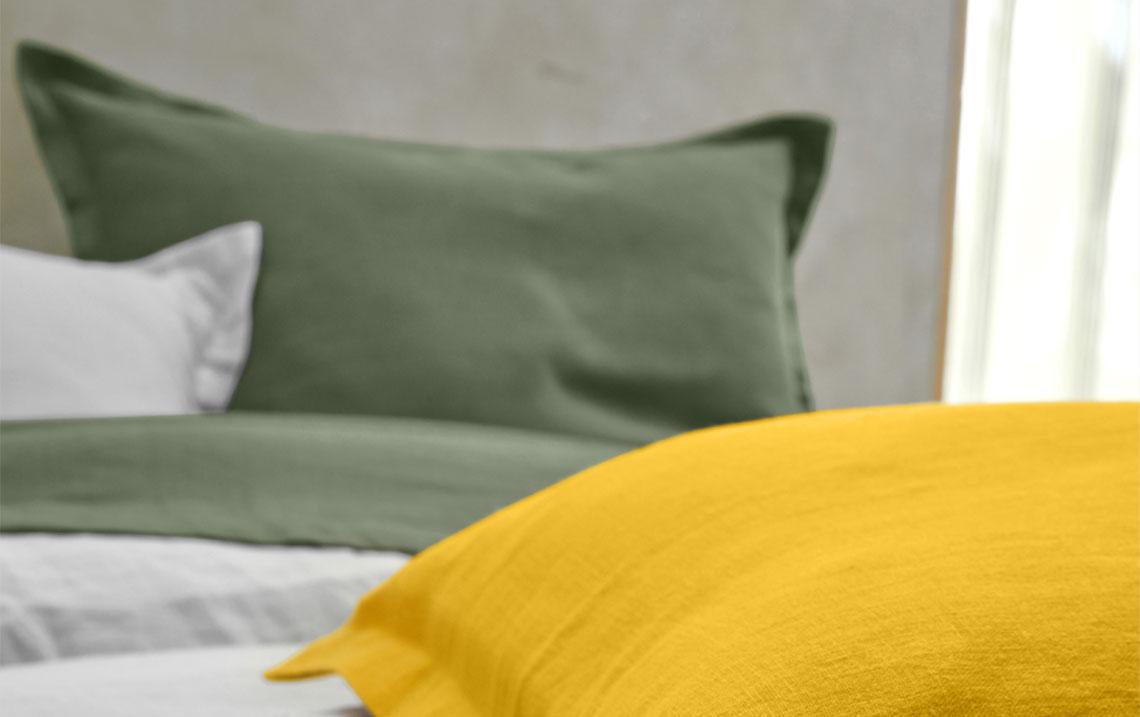 Pourquoi dormir dans du lin va vous faire du bien ?
