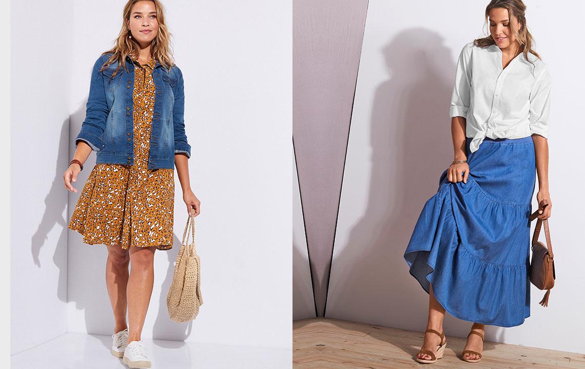 Waarom jeans uw garderobe 2021 op z'n kop zal zetten?