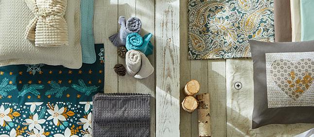Woningdecoratie decoratietrend Cocooning Herfst-Winter 2021 - Blancheporte