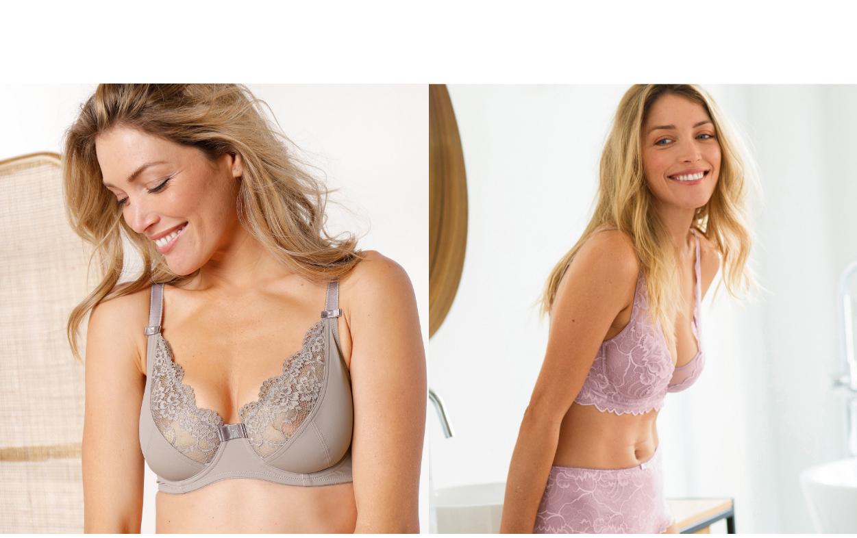 Hoe vrouwelijk en comfortabel ondergoed te vinden?