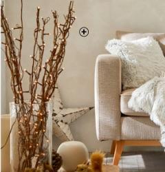 Lichtgevende kersttakken voor binnen, goedkoop - Blancheporte