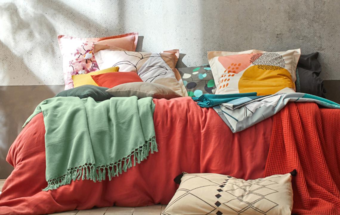 Decoratietips: welke kleuren in uw slaapkamer?