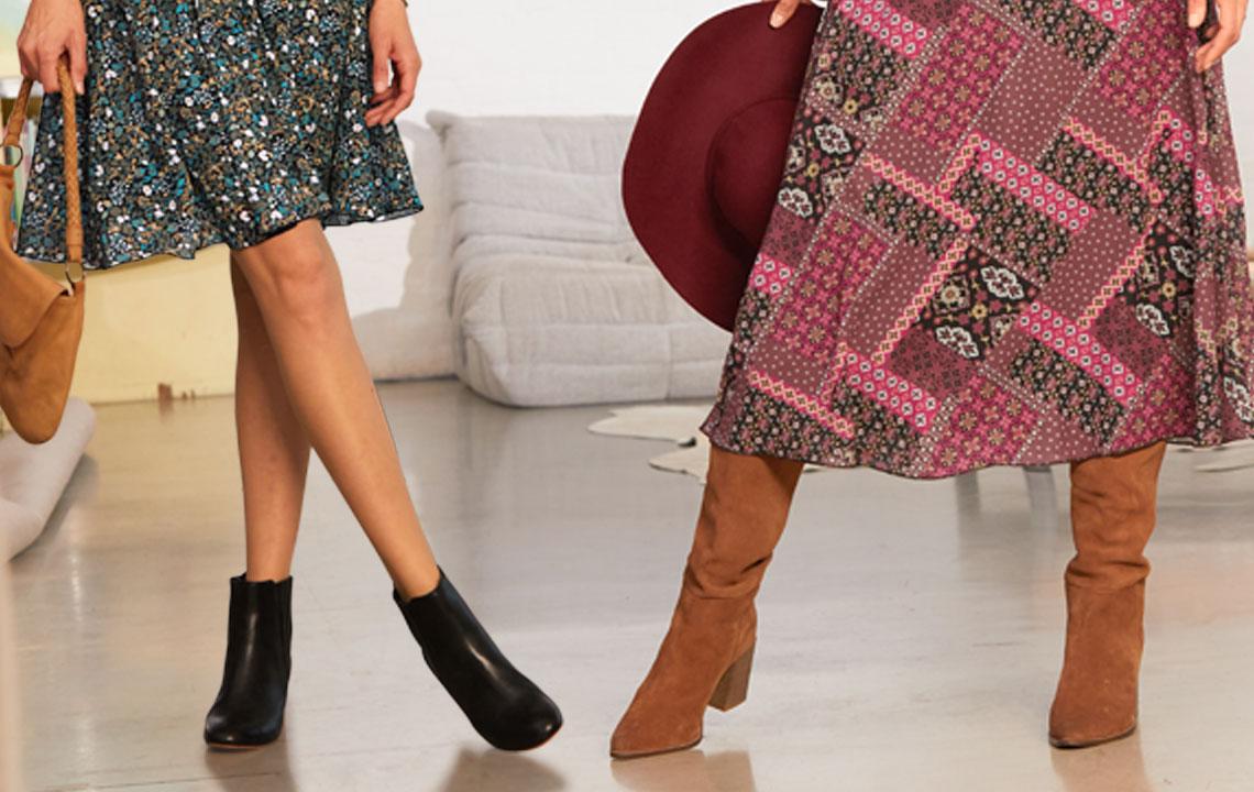 Welke schoenen te dragen deze herfst-winter?